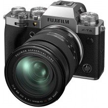 Fujifilm X-T4 body + XF16-80 zilver