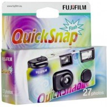 Fujifilm Quick snap flash 27 opnames