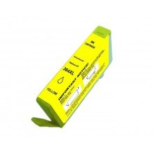 SECOND LIFE Replacement HP 364 yellow