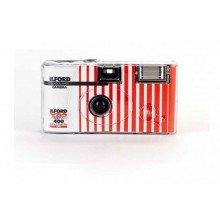 Ilford eennmalige camera zwart wit XP2