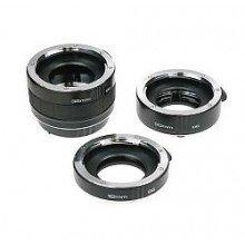 Kenko Tussenringenset Canon AF (set van 3 ringen)