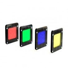RGBY Color Pack Kleurenfilters