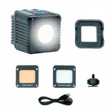 Lumecube single cube LED flitser+lamp