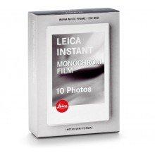 Leica Sofort instant film monochome