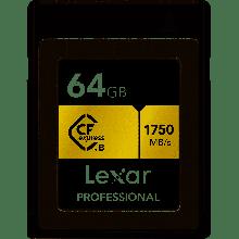 Lexar CFexpress 64gb type B