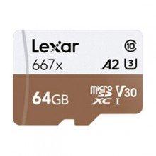 Lexar Micro SDHC 64gb 667x UHS III