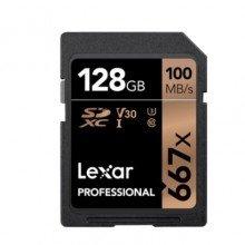Lexar SDXC 128gb 667x UHS I