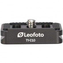 Leofoto TY C10 Quick Release plaat