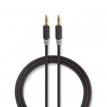 Nedis audio kabel 3,5mm male / 3.,5mm male