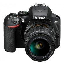 Nikon D3500 ZWART + AF-P 18-55MM VR