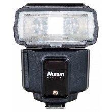 Nissin Di 600 flitser voor Nikon
