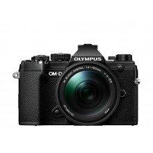 Olympus E-M5 mark III + 12-200 lens