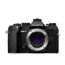 Olympus E-M5 mark III zwart body