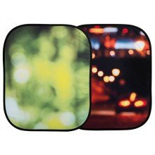 Lastolite Collapsible outoffocus 120x150cm city lights/summer