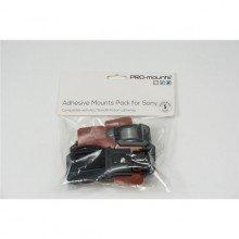 Pro-Mounts Sony Action Cam Mounts Pack met 3M Tape