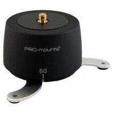 Pro-Mounts TimeLapse voor GoPro en Smartphone