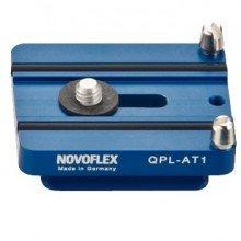 Novoflex Snelkoppelplaat anti-roteer 50mm