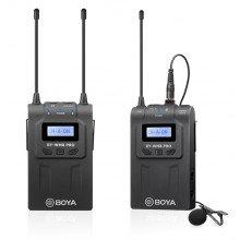 Boya BY-WM8 PRO K1-DE UHF wireless microphone kit 1TX+1RX