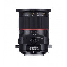 Samyang 24mm F3.5 ED AS UMC tilt/shift Canon