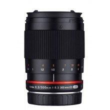 Samyang 300mm F6.3 spiegel UMC CS Canon