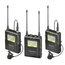 Saramonic Lavalier Microfoon Set UwMic9 TX9 + TX9 + RX9 UHF Draadloos