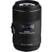 Sigma 105/2.8 EX DG OS macro voor Canon