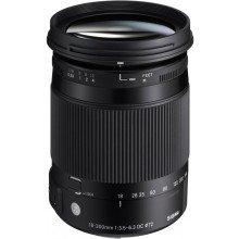 Sigma 18-300 3.5-6.3 voor Nikon occasion