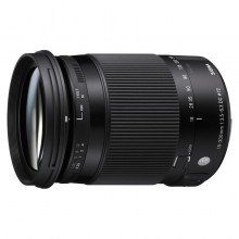 Sigma 18-300 OS voor Canon HSM Macro