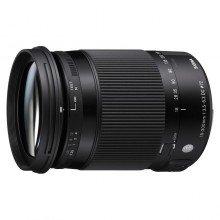Sigma 18-300 OS voor Nikon F HSM Macro