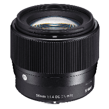 Sigma 56/1.4 DC DN Sony E-mount