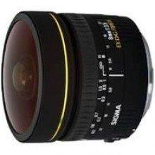 Sigma AF 8mm 3.5 EX DG voor Canon occasion
