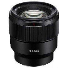 Sony SEL 85/1.8 Full Frame