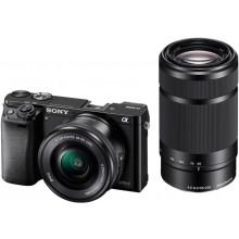 Sony A6000+16-50+55-210