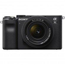 Sony A7c + FE28-60 4-5.6 zwart