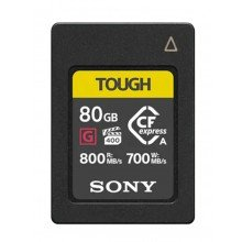 Sony CFexpress A memory card 80GB