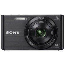 Sony DSC-W830 zwart