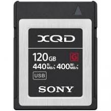 Sony XQD Memory Card M 120GB G 400mb