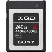 Sony XQD Memory Card M 240GB G 400mb