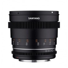 Samyang 50mm T1.5 MK2 Canon M