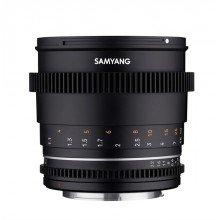 Samyang 85mm T1.5 MK2 MFT