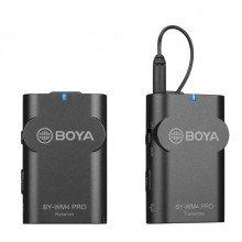 Boya BY-WM4PRO K1 draadloze microphone system (1 transmitter) 2.4G