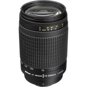 Afbeelding van Canon 70 300 IS USM Occasion