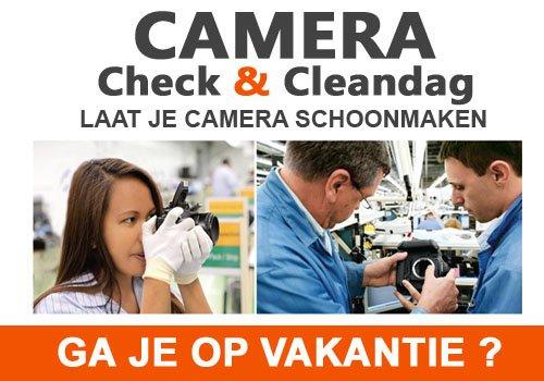 NEBO camera reinigen | sensor cleaning