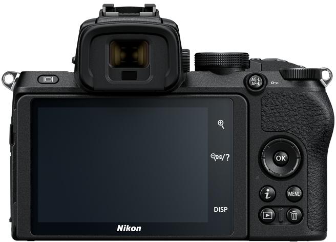 Nikon Z50 vloggen