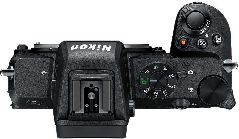 Nikon Z50 eigenschappen