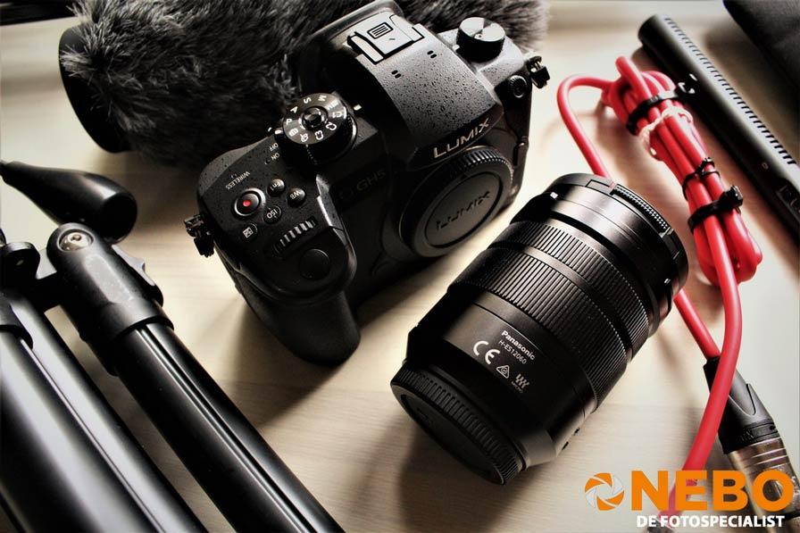 Panasonic compact camera's Lumix