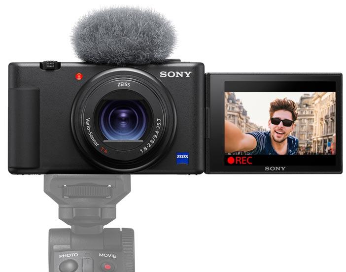 Sony dsc cybershot zv-1 vlogcamera NEBO
