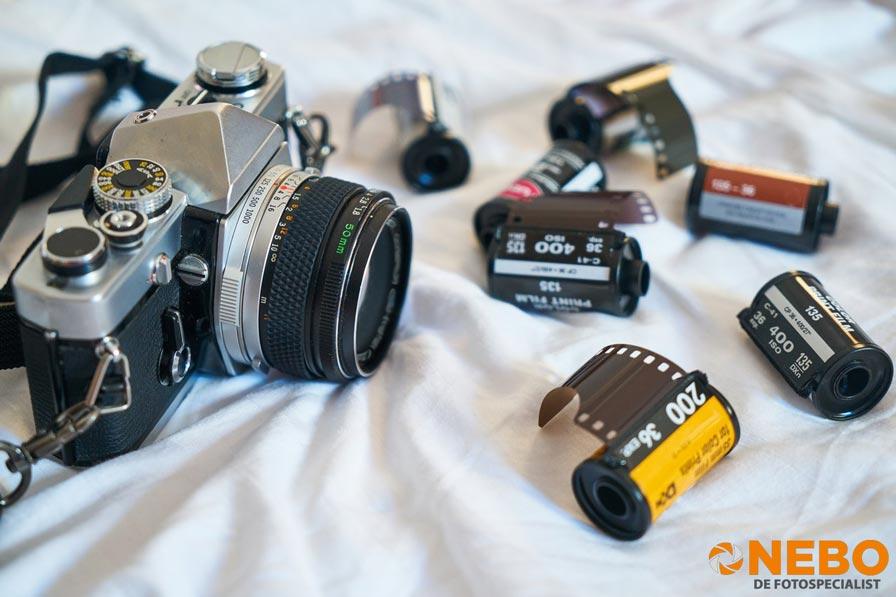 NEBO analoge foto camera kopen