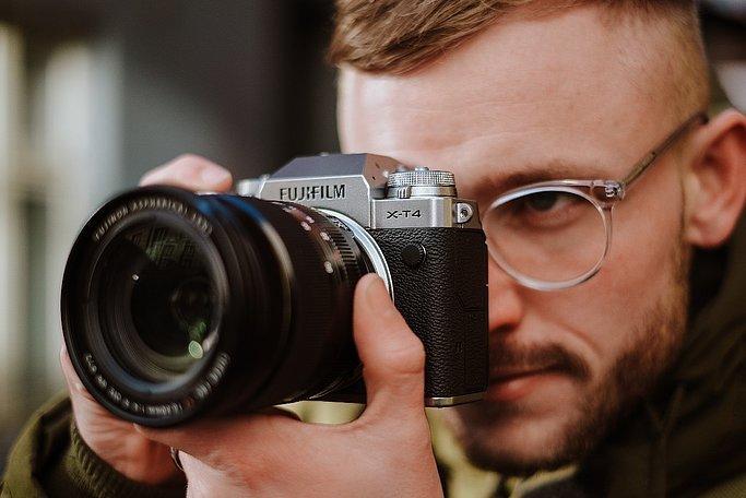 Review Fujifilm X-T4 NEBO