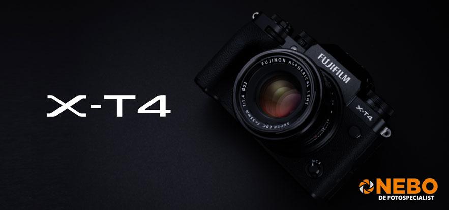 Fujifilm X-T4 review blog NEBO